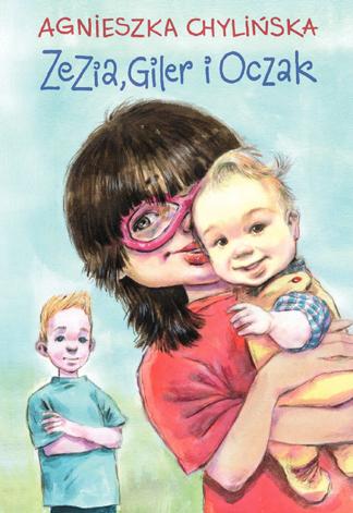 """""""Zezia,Giler i Oczak"""" publikacja"""
